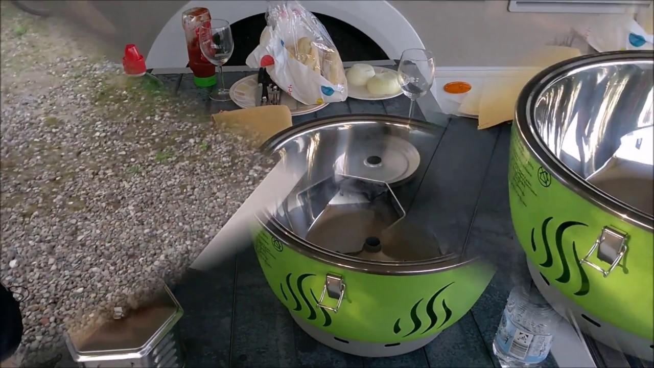 Florabest Holzkohlegrill Brennpaste : Wir testen den florabest grill vom lidl youtube
