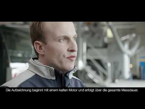 Liebherr - Mobilkrane: Euro-Norm VI c Emissionsvorgaben im realen Fahrbetrieb