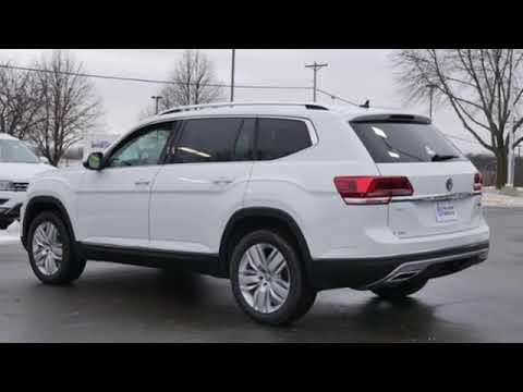 New 2019 Volkswagen Atlas Saint Paul MN Minneapolis, MN #89271
