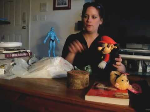 The Princess Bride with Toys
