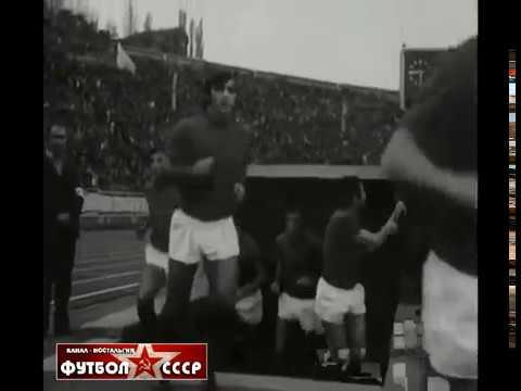 1973 Арарат (Ереван) - Зенит (Ленинград) 3-2 Чемпионат СССР, обзор 1