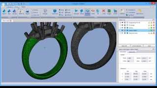 K-Studio Tutorial #08 - Dreieck-Reduktion, Erstellung Von Bohrungen & Merge-Objekte