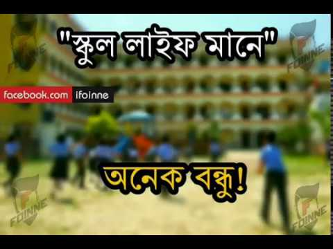 School Life | Best Time For Ever | Bangla