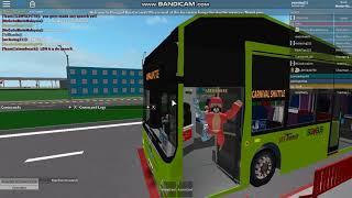 Go-ahead Roblox| Carnival Shuttle | Punggol Temp Int - Punggol Bus Depot|