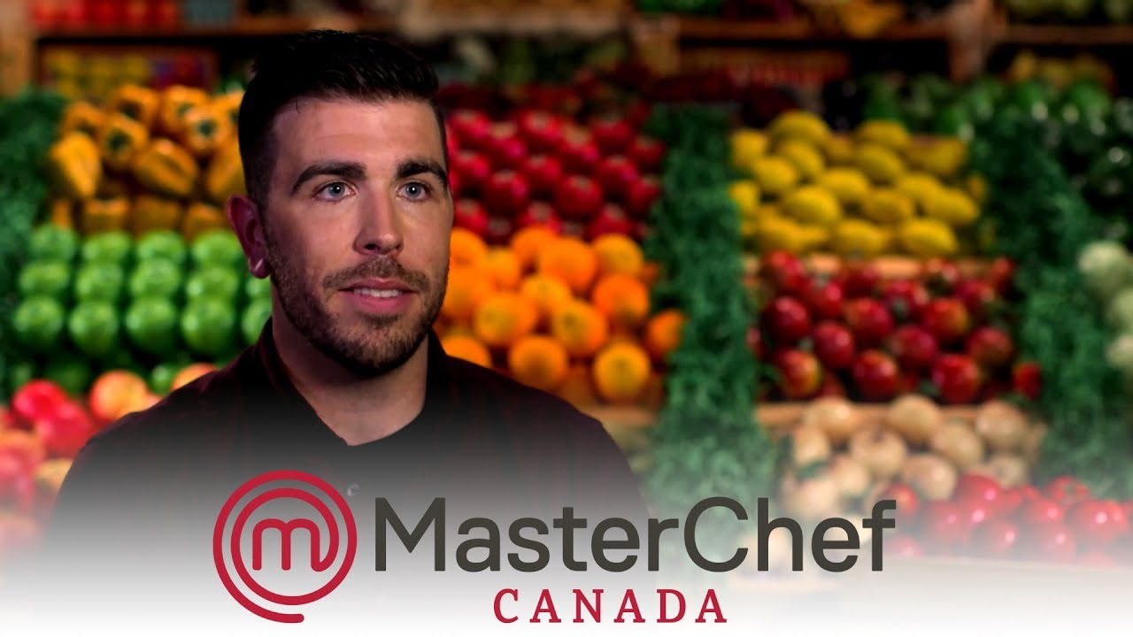 Meet Andy Hay Masterchef Canada S5 Top 21 Youtube