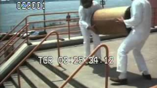 Niagara Falls, Man in Barrel