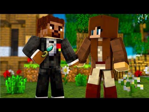 FAKİR EVLENİYOR! 😱 - Minecraft thumbnail