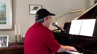 Elton John cover - THIS SONG HAS NO TITLE from Goodbye Yellow Brick Road (Mike Evans)