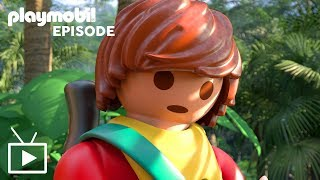 PLAYMOBIL | The rescue of dinosaurs | Dinos | Movie