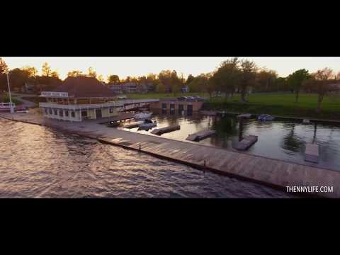 HIGH WATER IN THOUSAND ISLAND PARK (4K)