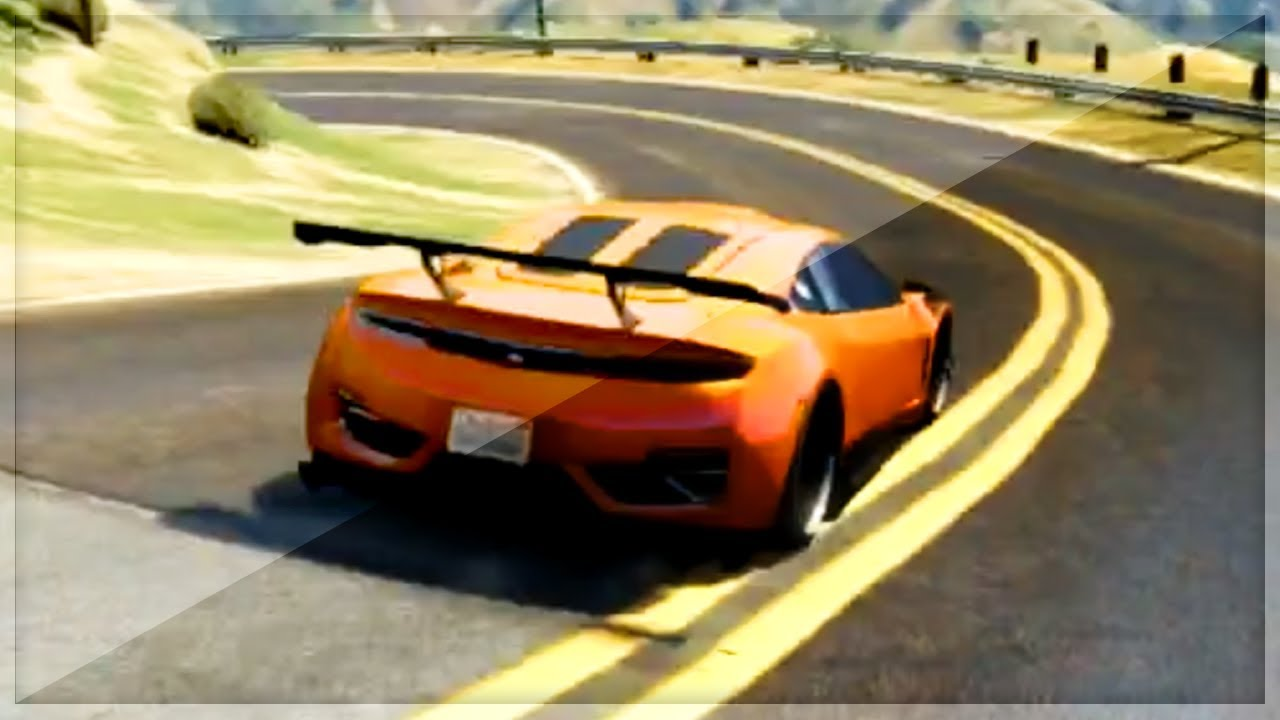 Gta Funny Moments Drifting With Sport Cars Gta V Online