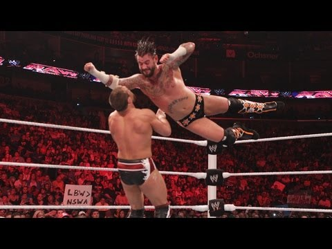 Garcella vs cm punk clip 2