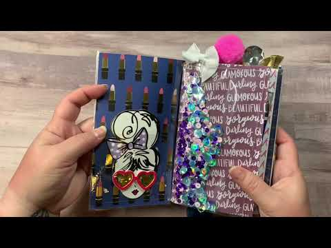 Elle oh Elle and Magical Memories Travelers Notebook
