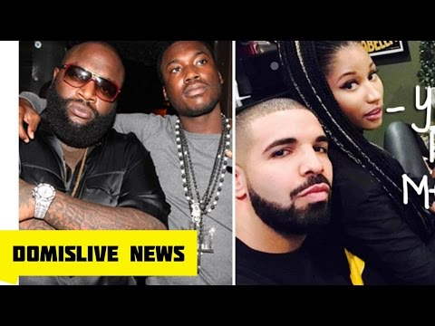 Meek Mill Responds to Drake 'More Life'...
