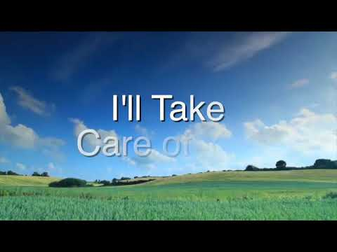 Eu cuido de ti(i'll take care of you) - Inglês