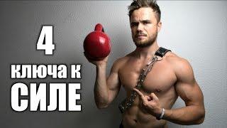 видео Программа тренировок на силу