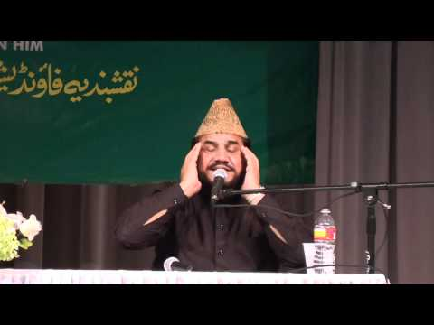 Tilawat and Qaseeda by Qari Sadaqat Ali at Mawlid-un-Nabi on March 10, 2012