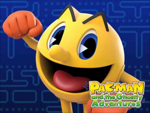 Pac Is Back - Pac-Man And The Ghostly Adventures Theme