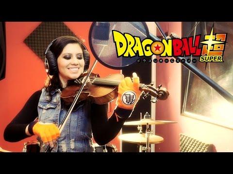 DRAGON BALL SUPER (Limit Break x survivor) ❤  VIOLIN ANIME COVER!