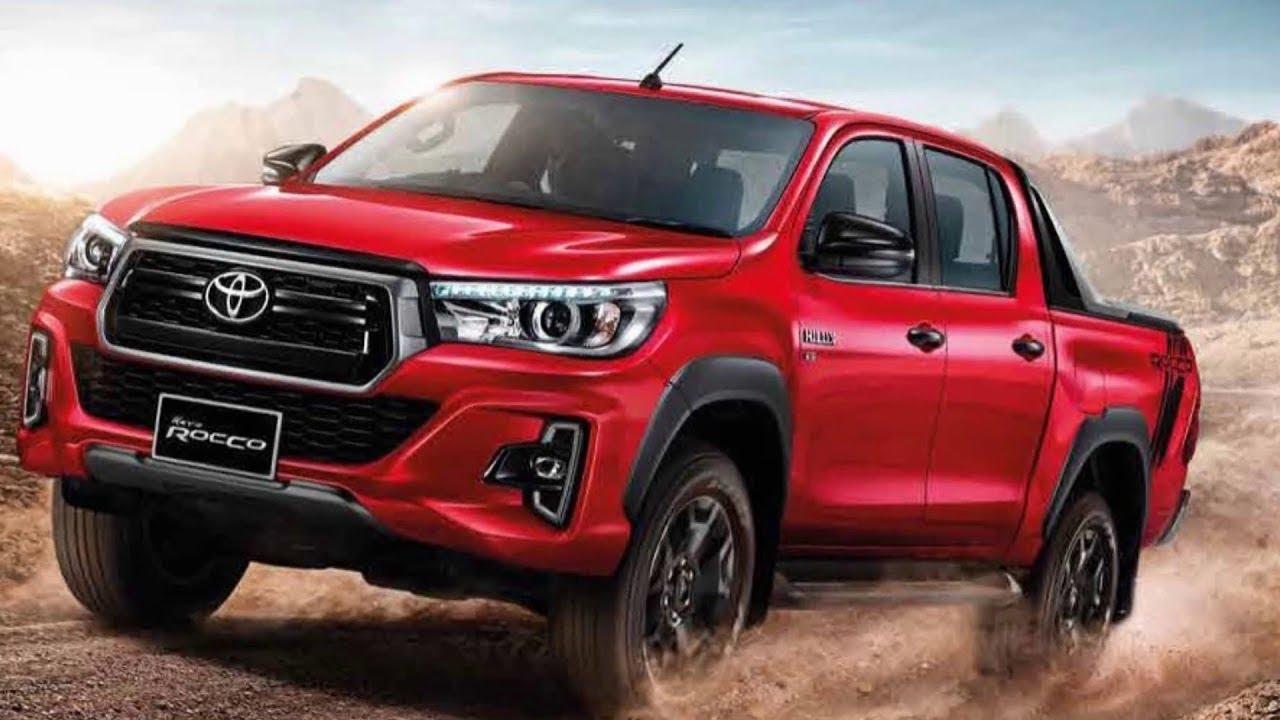 2019 Toyota Hilux Revo 2019 Toyota Hilux 4x4 2019 Toyota Hilux