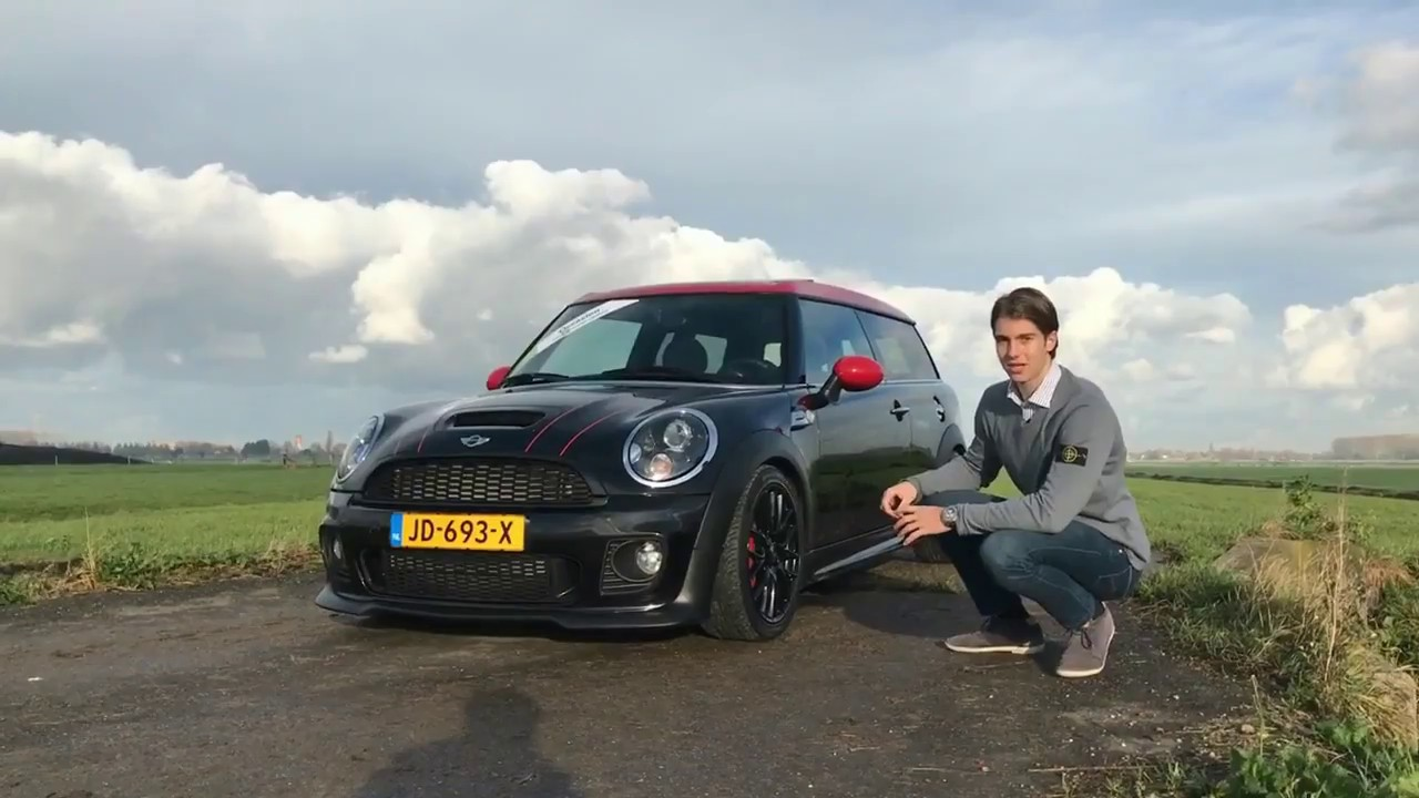 Mini Clubman 16 John Cooper Works Chili Jcw Occasion Review Video