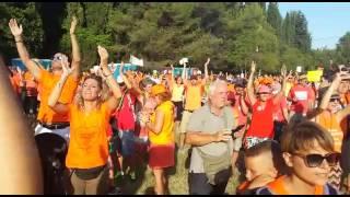 100.000 Demonstrieren in Pesaro (Italien) für Impffreiheit