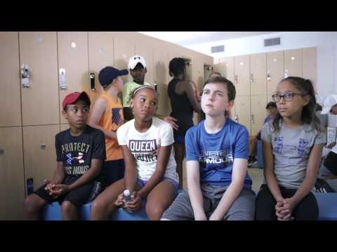 MURRICA | ANDY MURRAY VISITS THE NEW YORK JUNIOR TENNIS LEAGUE