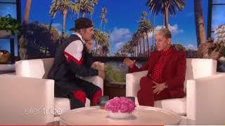 "Justin Bieber Sings ""Yummy"" Acoustic On Ellen Show"