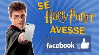 SE HARRY POTTER AVESSE FACEBOOK