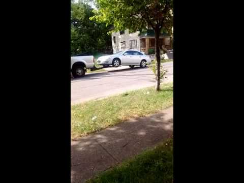 Chevy Impala In Possession of Ally Financial September-8-2016
