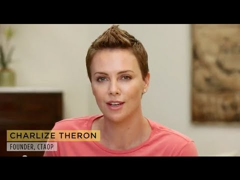 Charlize Theron Africa Outreach Project partners with TOMS