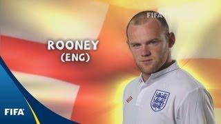 Wayne Rooney - 2010 FIFA World Cup
