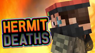 Hermit Deaths: 5 Minutes of Iskall85 Dying