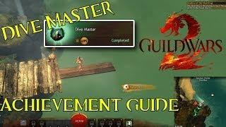 Guild Wars 2 [Dive Master] Achievement Guide | CZ | 720p/HD |