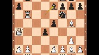 Kasparov vs Deep Blue 1996 Game 2