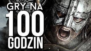 Fabuła na 100 godzin - najdłuższe gry dla jednego gracza