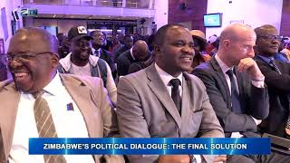 The Chase | Zimbabwe's Political Dialogue: The Final Solution