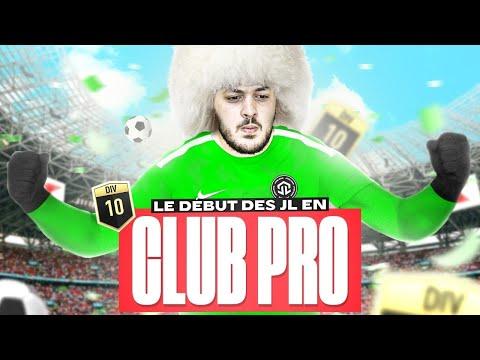 CLUB PRO: Les