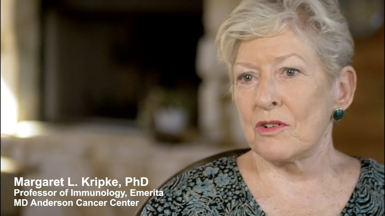 Unacceptable Risk: Dr. Margaret Kripke on Cancer and the Environment