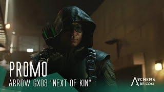 Promo Arrow 6x03 Next of Kin [Legendado] HD