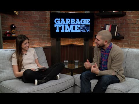 GARBAGE TIME PODCAST: Episode 17 - Ariel Helwani
