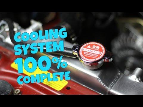 Miata Gets a Koyo Hyper V-Core & Full DIY Cooling Hoses! (Rebirth Ep33)