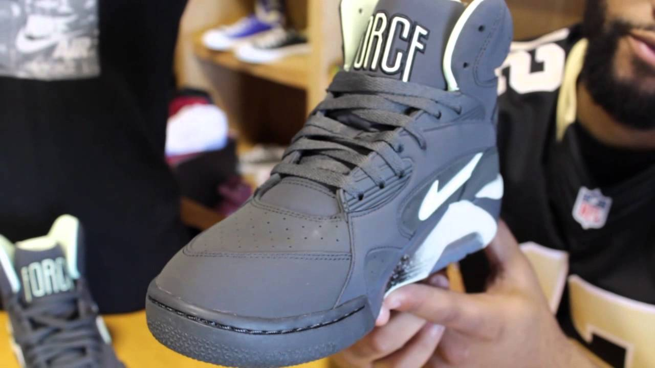 Air Force 180 Mid Shoe Review