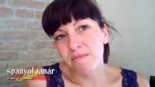 Spanyol óra - Spanyol Anyanyelvi Tanár - Spanyol származású tanár - www.spanyoltanar.com