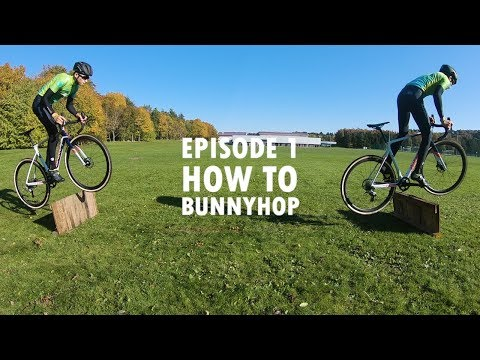 How To Bunnyhop - Cameron's Cyclocross Skills EP1
