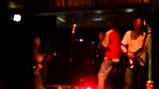 Seven Days Awake- Bunters Bar, Truro 2006