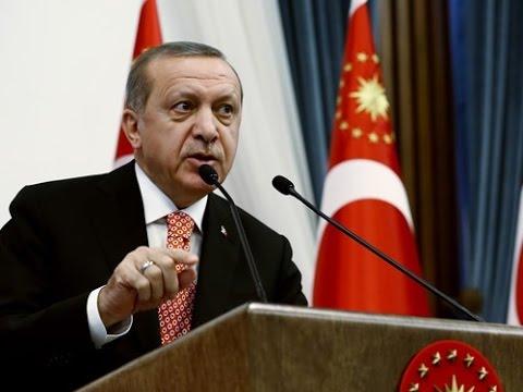 """""""Terör Örgütlerinin Tamamı Türkiye'ye Karşı Düşmanlık Yapma Konusunda İttifak Hâlinde"""""""