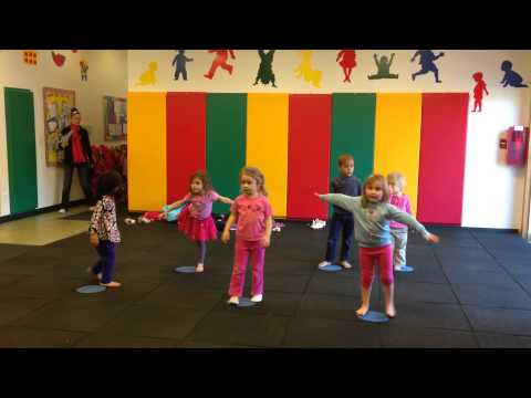 Dublin Learning Academy Dance 3/4