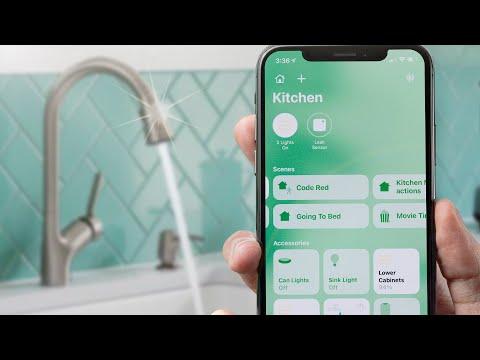 Kohler Setra Smart Faucet