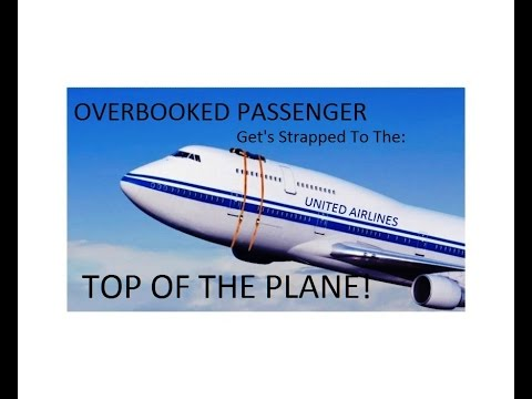 United Airlines AGAIN! Another Passenger Mix up Due To Oversold Flight!